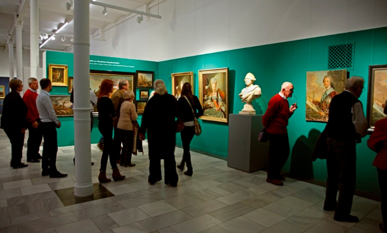"Opening of the exhibition ""Copy, Replica and Mass Production"", 2012"