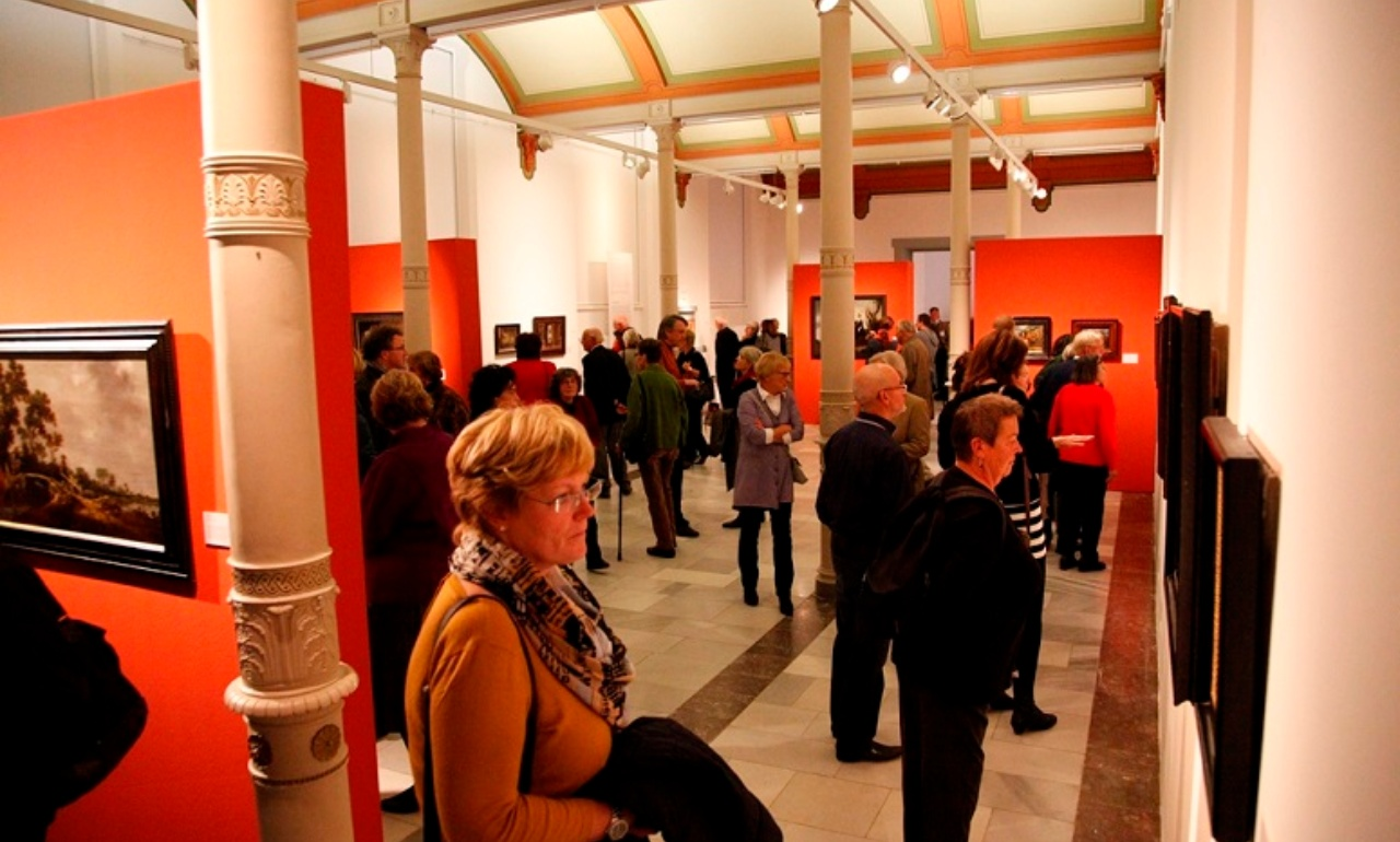 "Opening of the exhibition ""Cosmos of the Netherlands"", 2013"